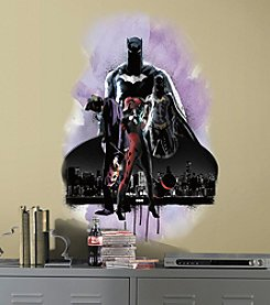 RoomMates Batman® with Villians Peel & Stick Giant Wall Graphic