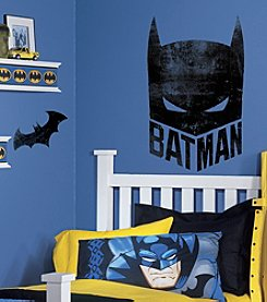 RoomMates Batman® Mask Peel & Stick Giant Wall Graphic