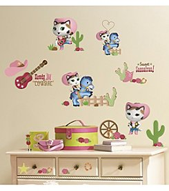 RoomMates Sheriff Callie's Wild West Peel & Stick Wall Decals