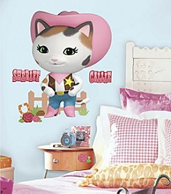 RoomMates Sheriff Callie's Wild West Peel & Stick Giant Wall Decals