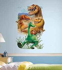 RoomMates Disney Pixar® The Good Dinosaur Gang Peel & Stick Giant Wall Decals