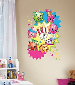 RoomMates Shopkins™ Burst Peel & Stick Giant Wall Decals