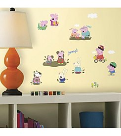 RoomMates Peppa the Pig Peel & Stick Wall Decals