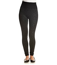One 5 One® Tuscan Patterned Leggings