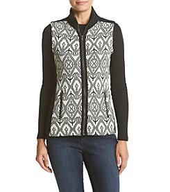 Ruff Hewn Diamond Patterned Sweater Vest