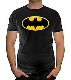 Men's Batman Emblem Short Sleeve Tee