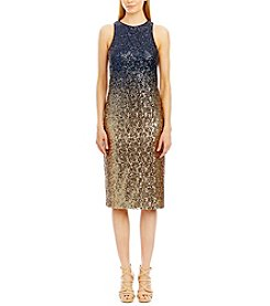 Nicole Miller New York™ Ombre Sequin Dress