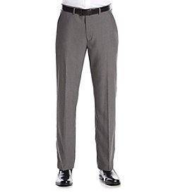 Perry Ellis® Men's Slim Fit Herringbone Suit Separates Pants