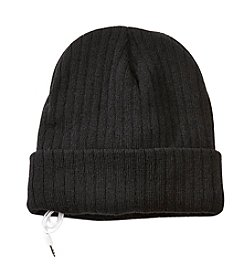 John Bartlett Statements Men's Knit Headphone Beanie