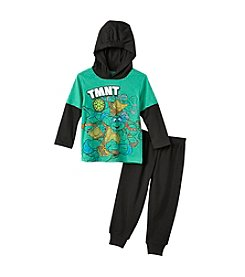 Teenage Mutant Ninja Turtles® Boys' 2T-4T 2-Piece TMNT Joggers Set
