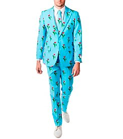 OppoSuits Men's Tulips From Amsterdam Suit