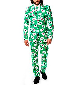 OppoSuits Men's Poker Face Suit