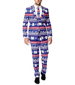 OppoSuits Men's The Rudolph Suit