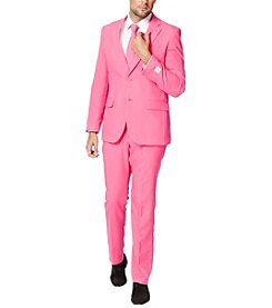 OppoSuits Men's Mr. Pink Suit