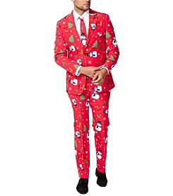OppoSuits Men's Christmaster Suit