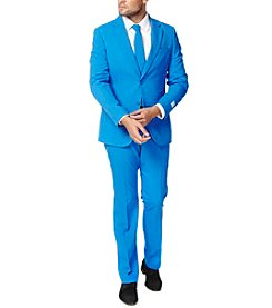 OppoSuits Men's Blue Steel Suit