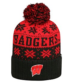 Top of the World® NCAA® Wisconsin Badgers Men's Subarctic Knit Hat