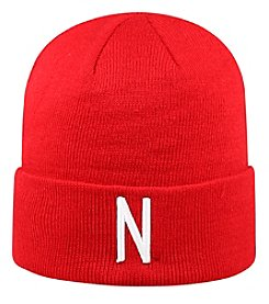 Top of the World® NCAA® Nebraska Cornhuskers Men's Tow Cuff Knit Hat