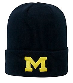 Top of the World® NCAA® Michigan Wolverines Men's Tow Cuff Knit Hat