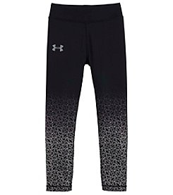 Under Armour® Girls' 2T-6X Chain Grid Shimmer Leggings