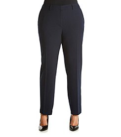Jones New York® Plus Size Grace Full Length Pants