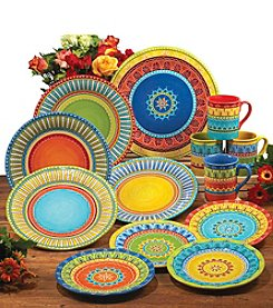 Certified International by Nancy Green Valencia Dinnerware Collection