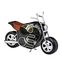 Deco Breeze Motorcycle Figurine Fan