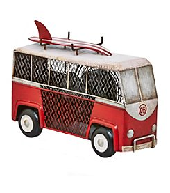 Deco Breeze Surf Van Figurine Fan