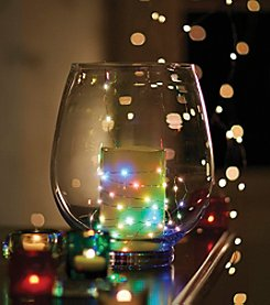 Order Home Collection® 10' Multi-Colored LED String Lights