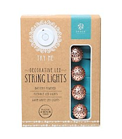 Order Home Collection® 10' Moroccan LED String Lights
