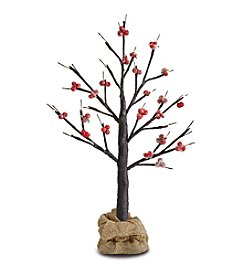 Order Home Collection® 2' Frozen Cranberry LED Tree