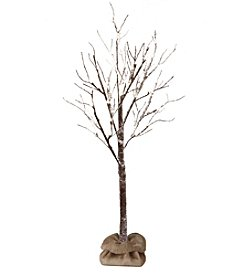 Order Home Collection® 4' LED Snow Tree