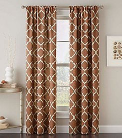 Powersave Casbah Trellis Energy Efficient Window Curtain