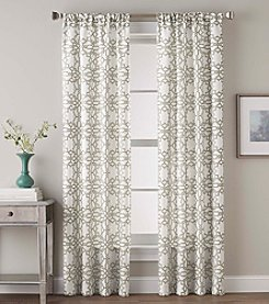 CHF Lotus Harmony Window Curtain