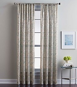 CHF Winston Paisley Sheer Window Curtain