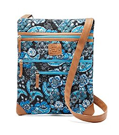 Stone Mountain Lockport Quilted Crossbody