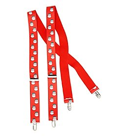 Wembley® Men's Santa Suspenders