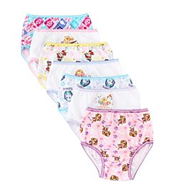 Nickelodeon® Girls' 2T-4T 7-Pack Paw Patrol Underwear
