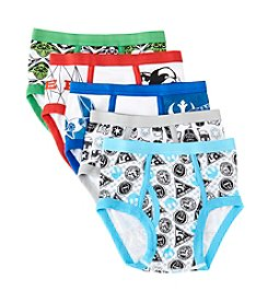Star Wars™ Boys' 4-10 5-pk. Star Wars Briefs