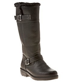 Weatherproof® Paula Tall Faux Fur Boots