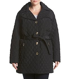 MICHAEL Michael Kors® Plus Size Quilted Jacket