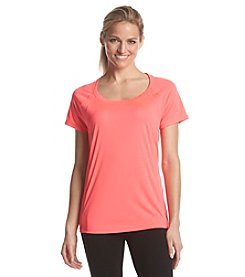 Exertek® Petites' Solid Color Short Sleeve Tee