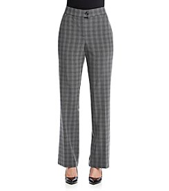 Studio Works® Plaid Pattern Trouser