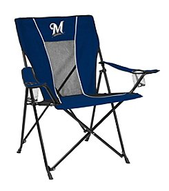 MLB® Milwaukee Brewers Folding Game Time Chair