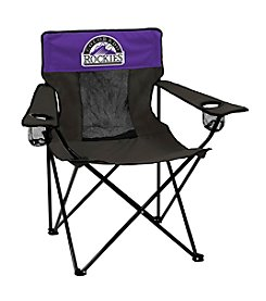 MLB® Colorado Rockies Folding Elite Chair