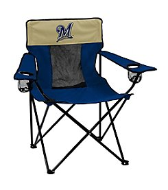 MLB® Milwaukee Brewers Folding Elite Chair