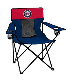 MLB® Minnesota Twins Folding Elite Chair