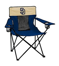 MLB® San Diego Padres Folding Elite Chair