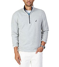 Nautica® Men's Big & Tall Long Sleeve 1/4 Zip Pullover