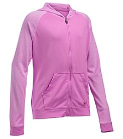 Under Armour® Girls' 7-16 UA Tech™ Full Zip Hoodie